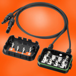SolarSpec™ Junction Box and Cable Assemblies From Molex